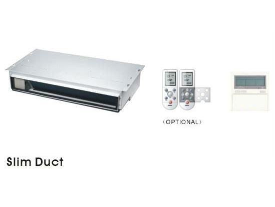VRF system indoor unit ceiling concealed slim design