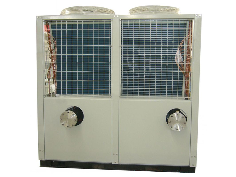 Air cooled chiller modular type with heat pump-40TR