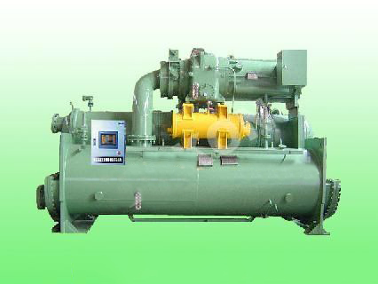 Centrifugal water Chiller for Nuclear Power Station