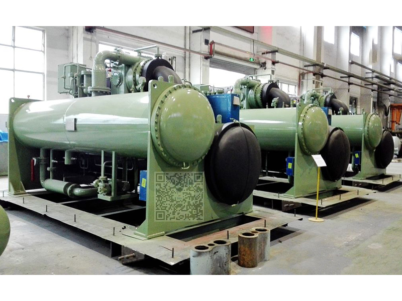 Water cooled chiller Centrifugal type for Nuclear Power Station