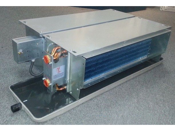 Ceiling concealed duct Fan Coil units with EC Motor(FP-136WA/4E)