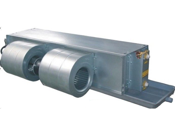 Ceiling concealed duct fan coil unit- 340CFM (2 tubes)