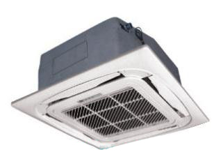 Water chilled Ceiling concealed 8 way Cassette Fan coil unit 400CFM -(FP-68KM)