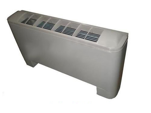 Water chilled Universal free stand type Fan coil units 1000CFM 4 TUBES-(FP-170U-4)