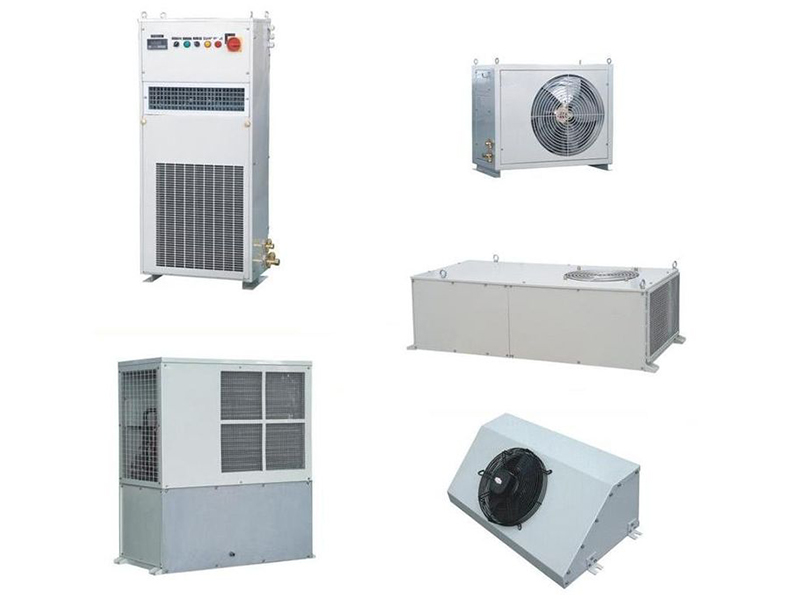 HIGH TEMPERATURE Air conditioner FOR EOT CRANE APPLICATION